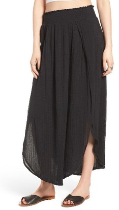 Women's Rip Curl Sun Gypsy Maxi Skirt $54 thestylecure.com