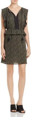 MICHAEL Michael Kors Cole Flutter Dress - 100% Exclusive $175 thestylecure.com