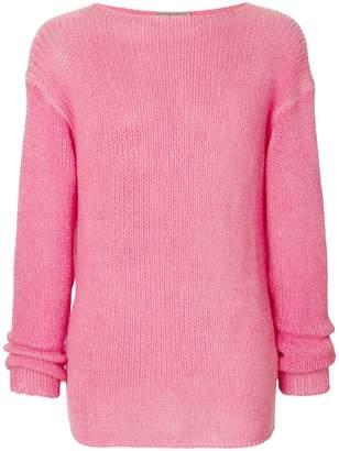 Ermanno Scervino casual knit jumper