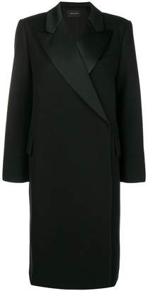 Cédric Charlier double-breasted coat