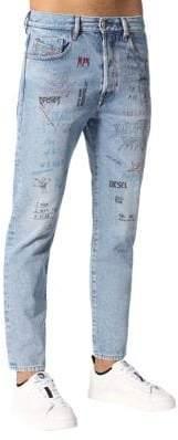 Diesel Mharky Skinny Jeans