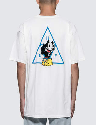 HUF Felix Triple Triangle S/S T-Shirt