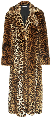 Vivetta Ronda Faux Fur Coat