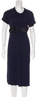 Lanvin Knit Midi Dress