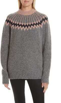 Jason Wu GREY Olympia Wool Blend Sweater