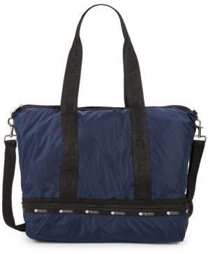 Le Sport Sac Nylon Duffel Bag