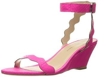 Loeffler Randall Women's Minnie-MSN Wedge Sandal
