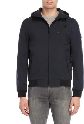 Michael Kors Hooded Softshell Jacket