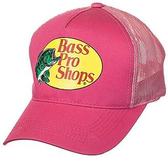 Bass Pro Shops Mesh Logo Cap for Ladies - Pink