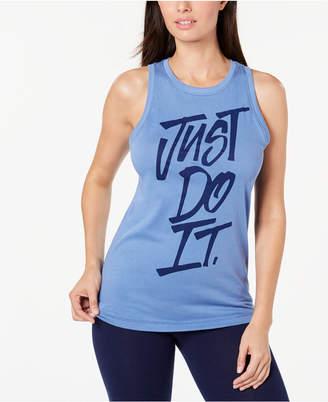 Nike Dri-fit Just Do It Training Tank Top