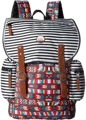 Roxy - Free For Sun Backpack Backpack Bags $59 thestylecure.com