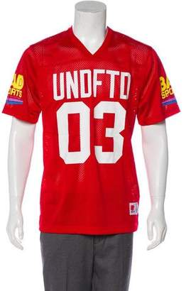 Undefeated Mesh Football Jersey