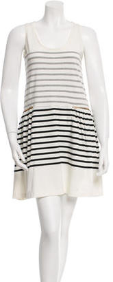 Boy. by Band of Outsiders Sleeveless Striped Dress w/ Tags $145 thestylecure.com