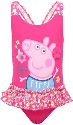 M&Co Peppa Pig swimsuit