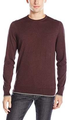 Agave Men's Dawson Long Sleeve Fine Gauge 100% Cotton Shirt