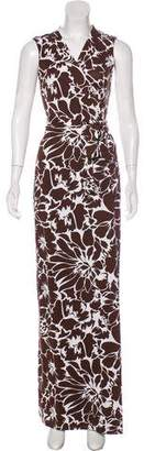 Diane von Furstenberg New Yazhzi Long Maxi Dress