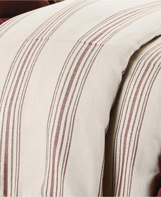Hiend Accents Prescott King Stripe Duvet Bedding