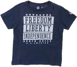 North Sails T-shirts - Item 37978383VI