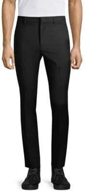 Valentino Slim Fit Wool Pants