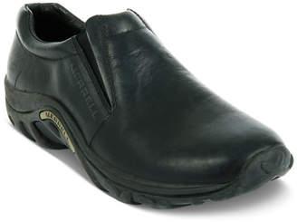 Merrell Jungle Moc Leather Slip-On Shoes Men's Shoes