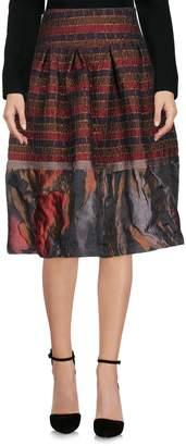 Garage Nouveau Knee length skirts - Item 35372998OM