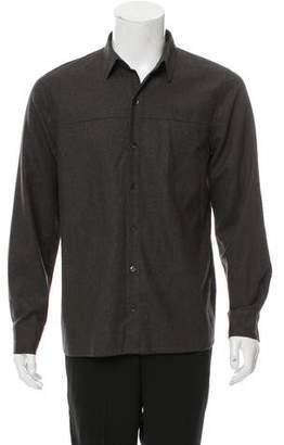 Matiere Woven Button-Up Shirt