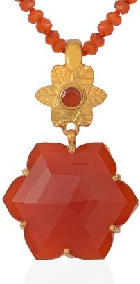 Sylvie Emma Chapman Jewels Carnelian Pendant
