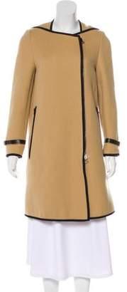 3.1 Phillip Lim Wool Knee-Length Coat
