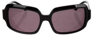 Paul Smith Square Tinted Sunglasses