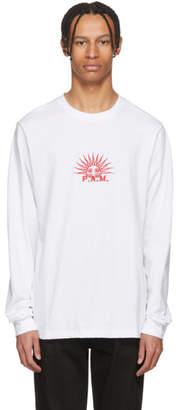 Perks And Mini White Long Sleeve Solaris T-Shirt