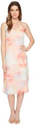 CeCe Jayme - Sleeveless Colorful Vapors Slip Dress Women's Dress