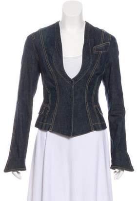 Dolce & Gabbana Lightweight Denim Jacket