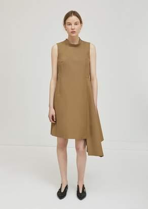 Ter Et Bantine Sleeveless Tassel Belted Dress Camel