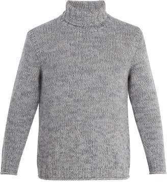 Polo Ralph Lauren Roll-neck wool and cashmere-blend sweater