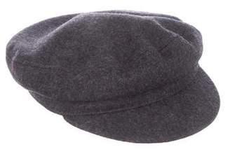 a2804600be6ea Etoile Isabel Marant Wool Newsboy Cap