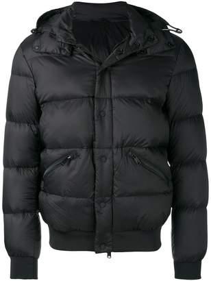 Emporio Armani padded bomber jacket