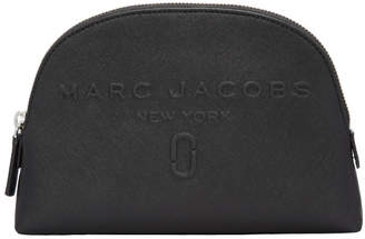 Marc Jacobs Black Dome Cosmetic Case