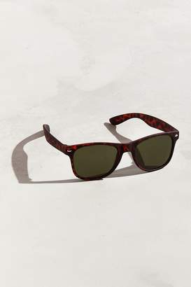 Urban Outfitters Squared Matte Sunglasses