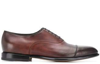 Santoni smart lace-up shoes
