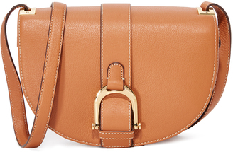 Sam Edelman Jeanne Saddle Bag $228 thestylecure.com