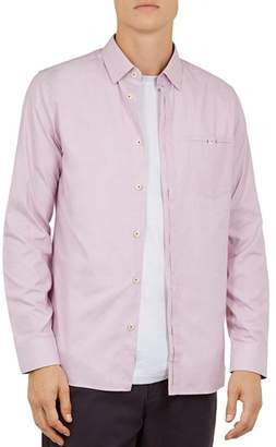 Ted Baker Brixton Regular Fit Oxford Button-Down Shirt