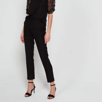 Sandro Wool Darted Trousers