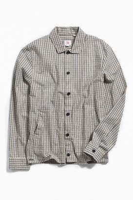 Lacoste LIVE Check Flannel Shirt