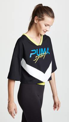 Puma x XTREME Cropped Tee