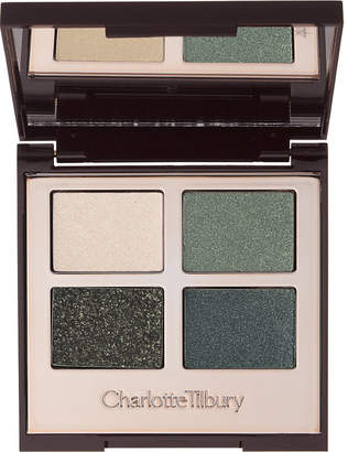 Charlotte Tilbury Easy To Use Colour-Coded Eyeshadow Palette The Rebel