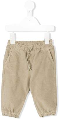 De Cavana Kids drawstring trousers