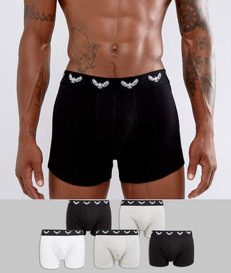 Brave Soul 5 Pack Boxers