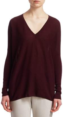 Gentry Portofino Cashmere Dolman Sleeve Pullover