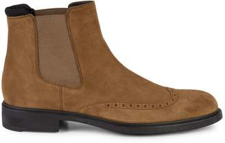 HUGO BOSS Firstclass Cheb Leather Chelsea Boots