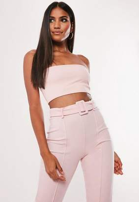 7ea1be161860b Missguided Sleeveless Tops For Women - ShopStyle UK